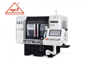 Q5 5 Axis CNC Tool Grinding Machine