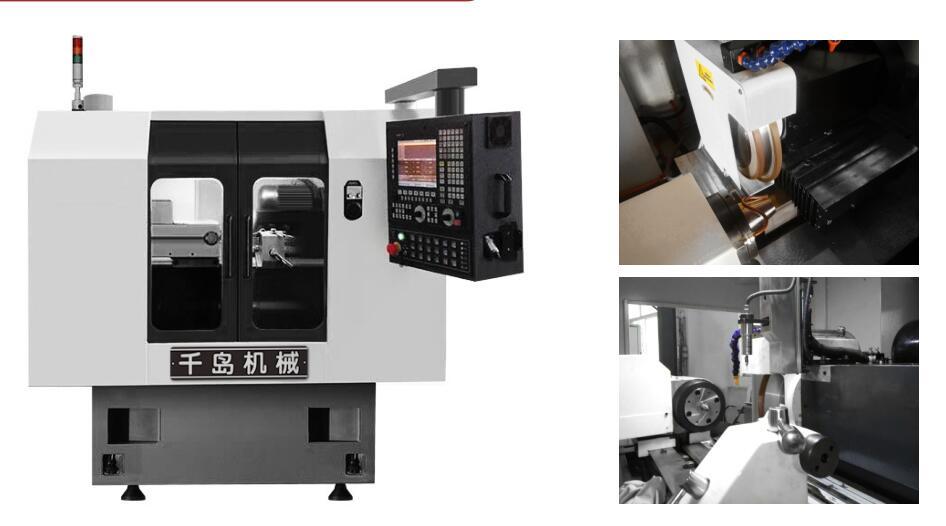 GD-150C二轴数控精密段差外圆磨床