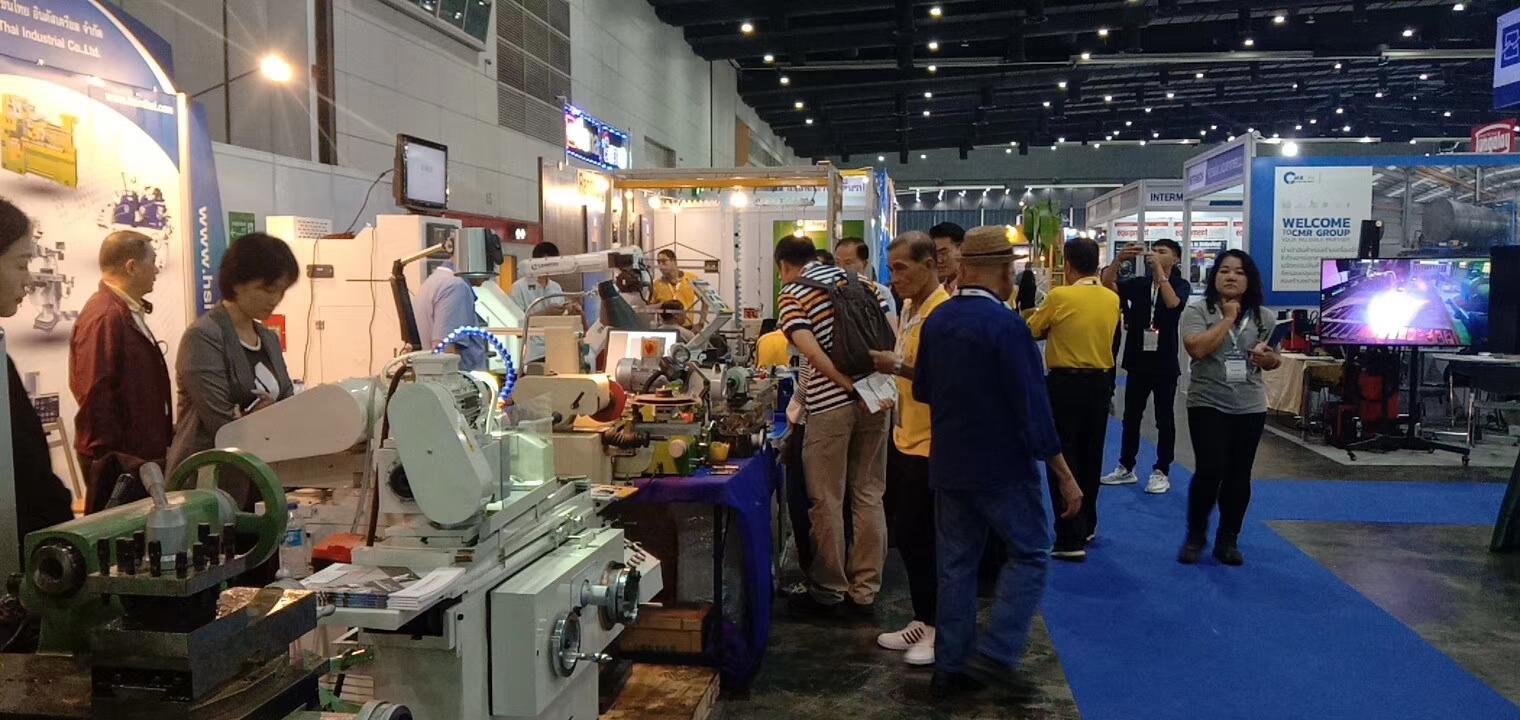 千島機械-泰國BETIC展會
