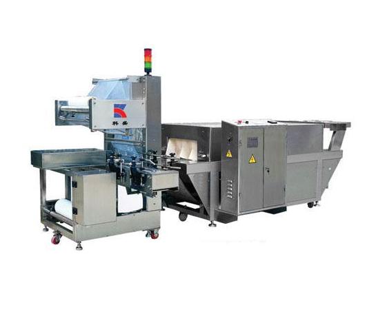 Hrge-430B heat shrinking machine