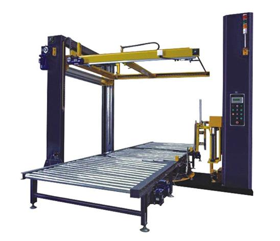 HRGE2000F automatic tray film winding machine