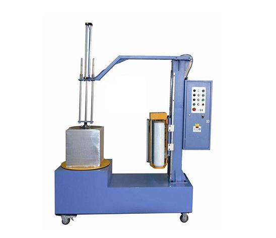 Trayless winding machine HRGE-120P