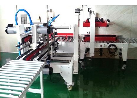 自动H型封箱机-无锡opebet自动化设备有限公司