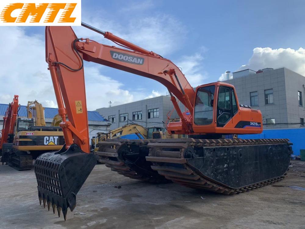 Used Doosan DH215-7 Excavator