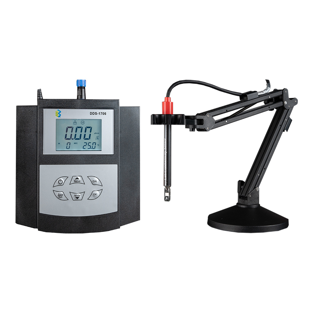 DDS-1706 Laboratory Conductivity Meter