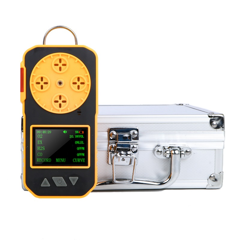 BQ-400M multi gas detector-EIT Solutions Co.,Ltd