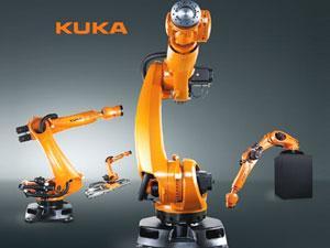 KUKA Industrial Robot