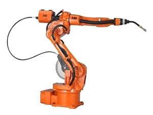 ABB robot system