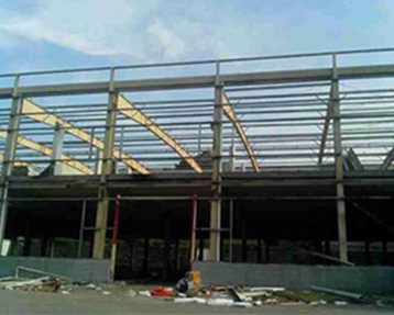 Recycling of steel structures(2)