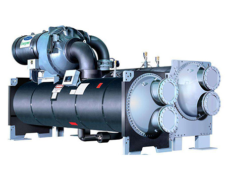 Carrier centrifugal chiller