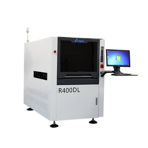Automatic laser marking machine R400DL