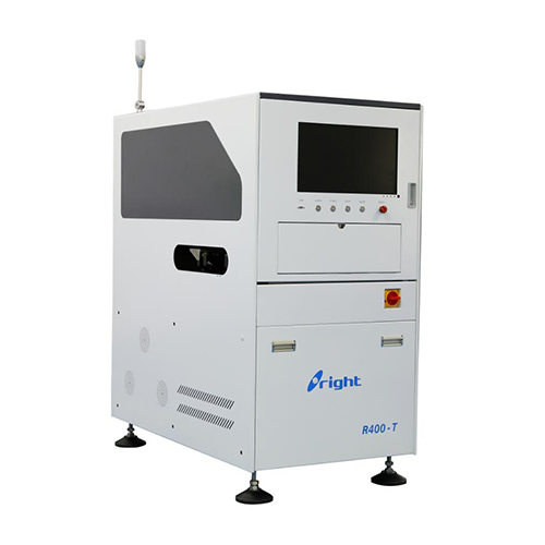 Automatic laser marking machine R400