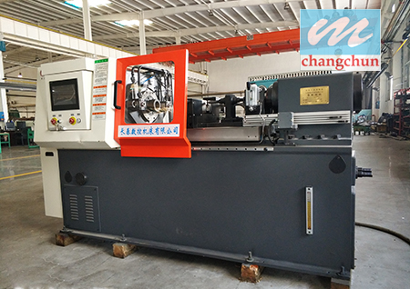 C-0.5 friction welding machine