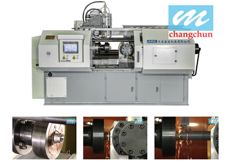 Daily maintenance of CNC milling machine sharing radial drilling machine