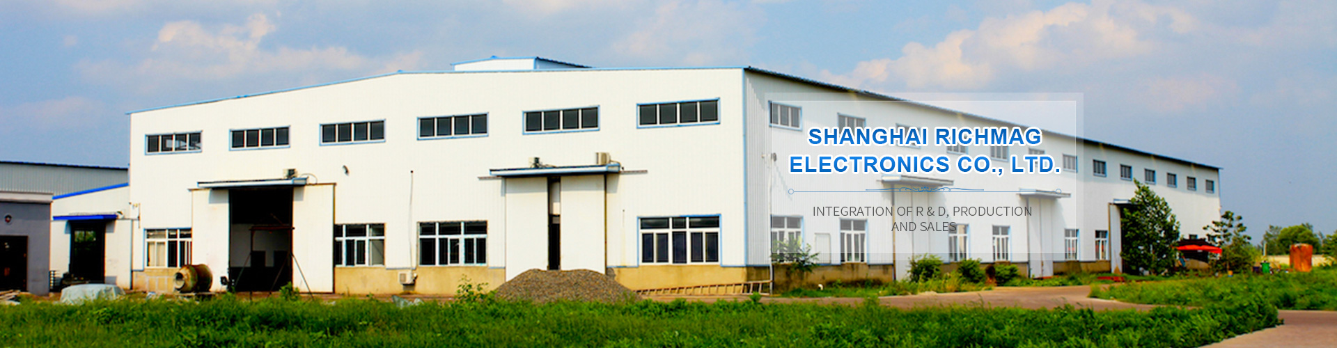 Shanghai Richmag Electronics Co., Ltd.