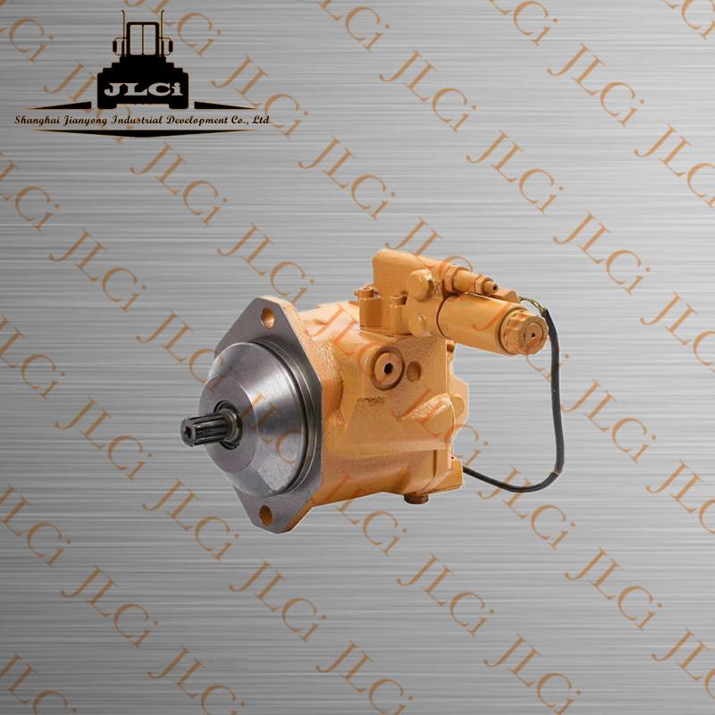挖掘机配件卡特CAT345D发动机风扇马达风扇泵总成及配件