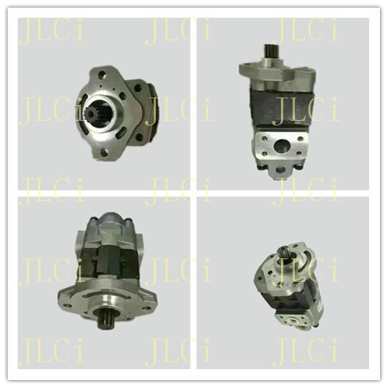 小松KOMATSU系列PC78US先导齿轮泵 液压主油泵尾泵