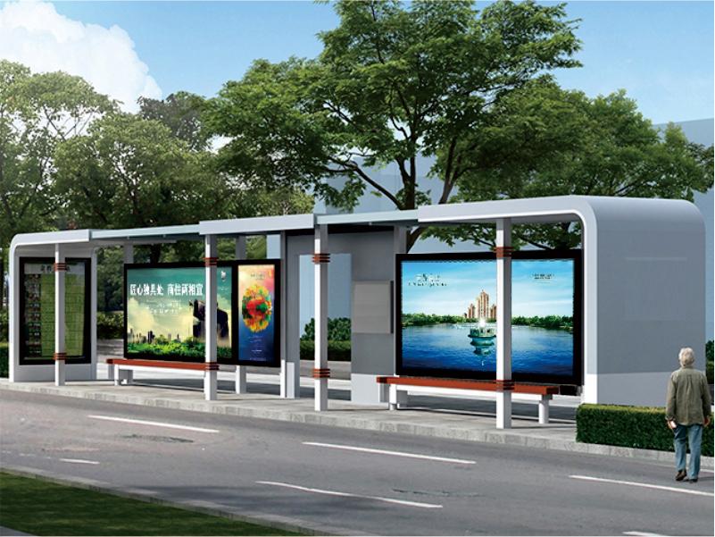 公交站台生产要融入城市文化