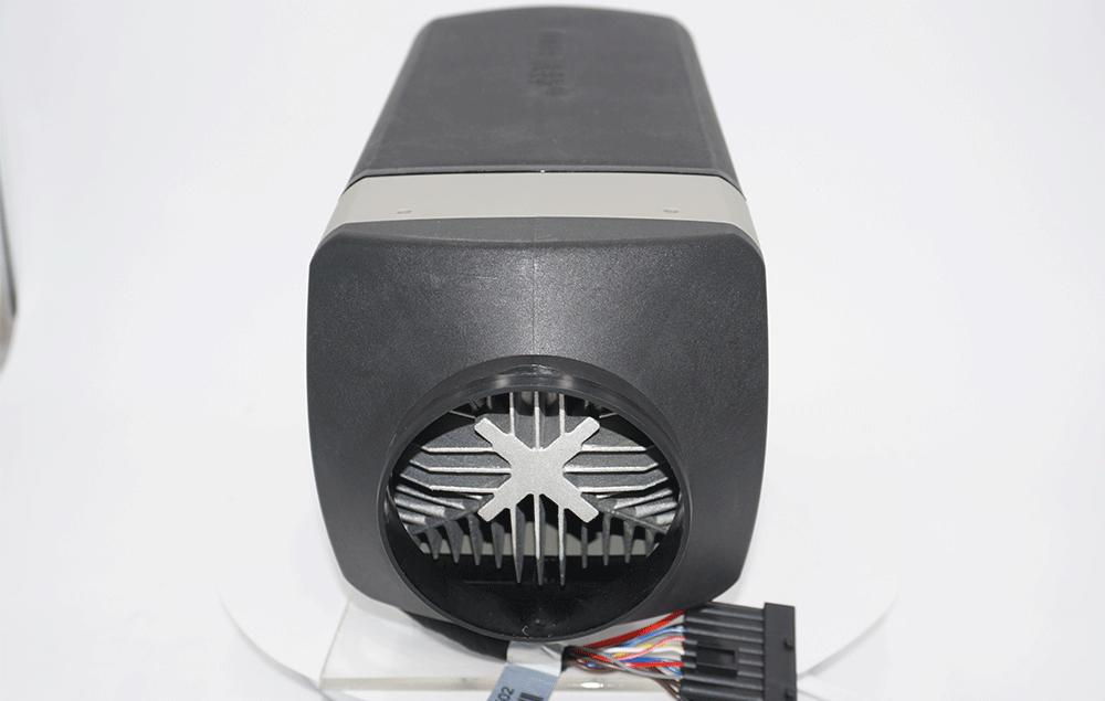 汽车加热器检修与水垢处理