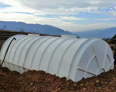 模压玻璃钢农业灌溉水箱(水窖)