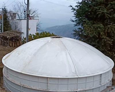 SMC玻璃钢水箱(水窖)