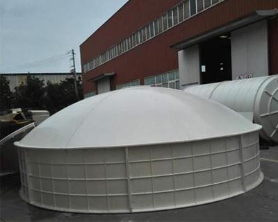 玻璃钢污水处理池