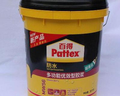 多功能优效型防水胶浆
