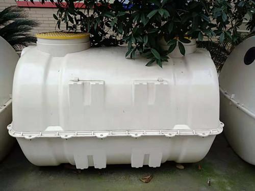 四川玻璃钢化粪池安装中会出现的问题