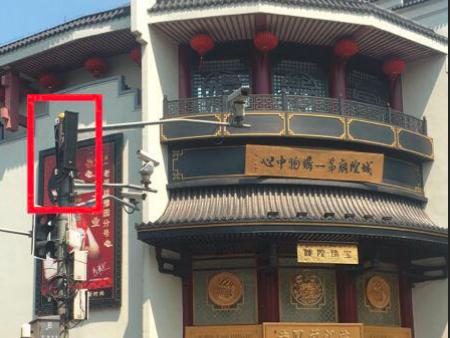 上海豫园采用KYC网络广播系统