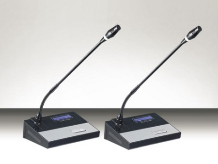 WIFI数字讨论系统话筒单元TC-901/902