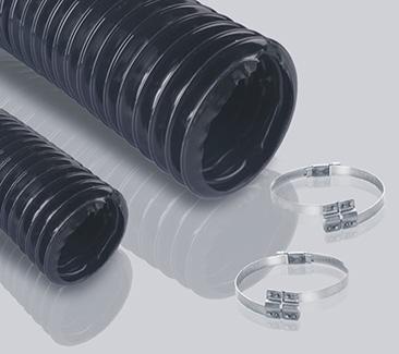 壁厚0.4mm PU软管-钢丝加强-轻型耐磨-高性价比