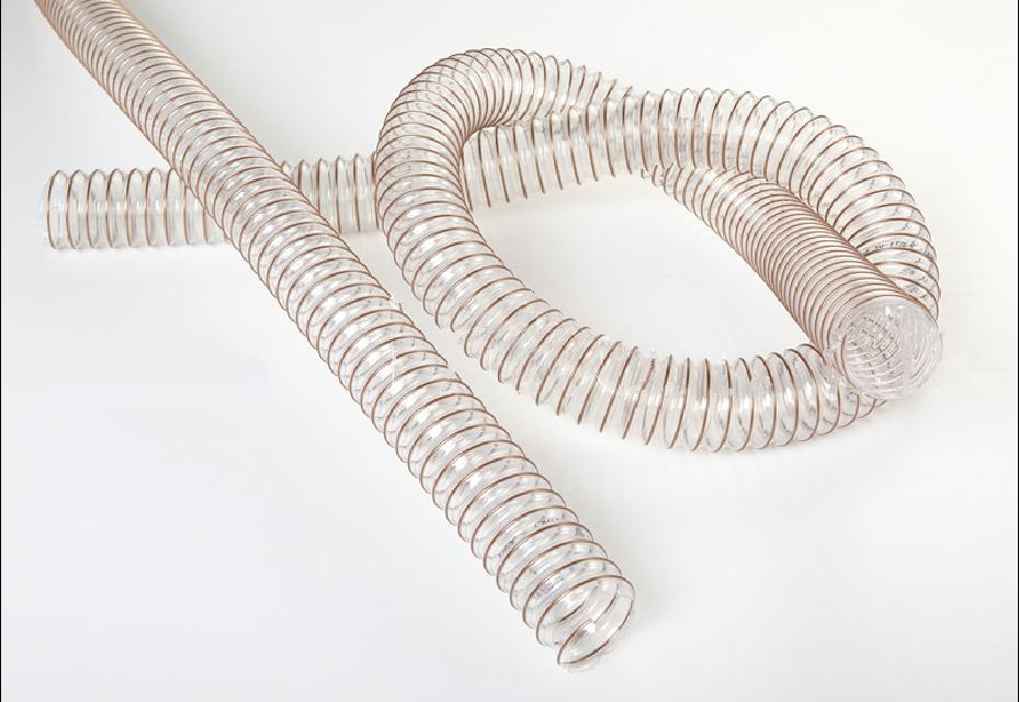 VR-0.6mm壁厚PU耐磨镀铜钢丝软管-意大利IPL