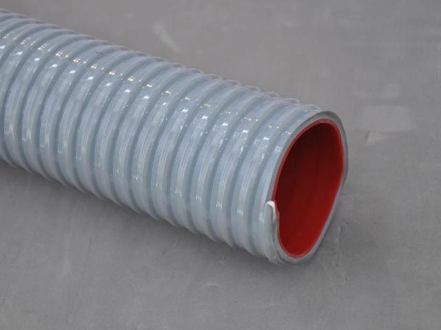 UR-灰色塑筋加强重型高耐磨软管-意大利IPL