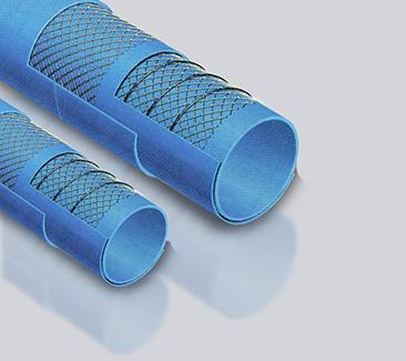 耐溶剂吸排软管-食品级-可防静电 -耐压16Bar 240psi