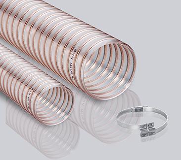 1.4mm壁厚 聚醚型聚氨酯软管