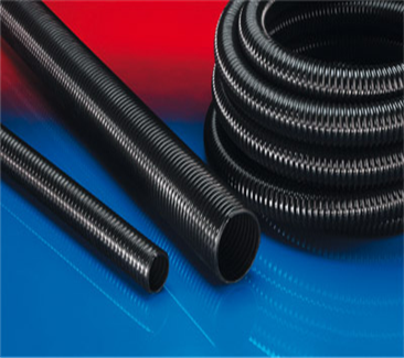 356黑色导电聚氨酯软管-德国NORRES
