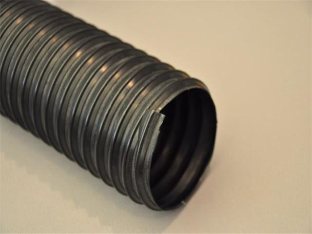 EB-0.9mm导电型黑色PU软管-意大利IPL