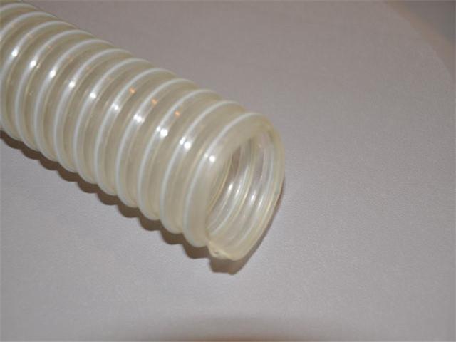 VI-1.5mm壁厚食品级镀锌钢丝PU软管-意大利IPL