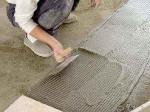 粘贴瓷砖用哪种胶比较好?