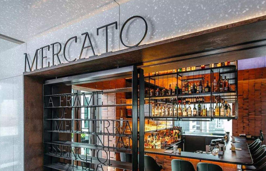 香港Mercato餐厅