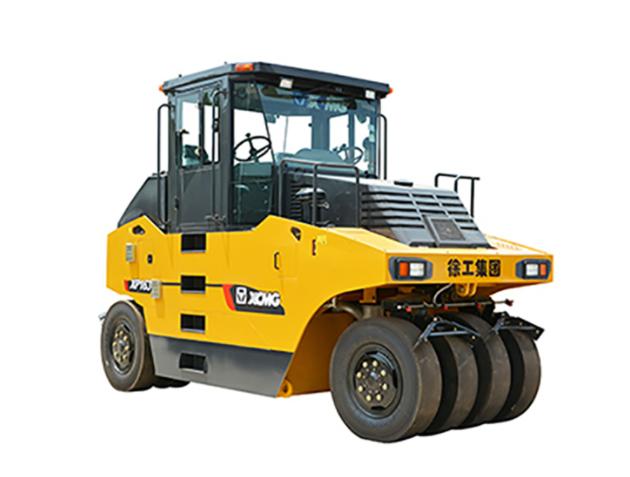 XP303轮胎压路机