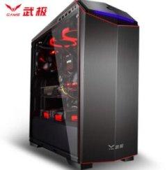 i7 7700K六核GTX1070Ti 256G 水冷游戏台式电脑