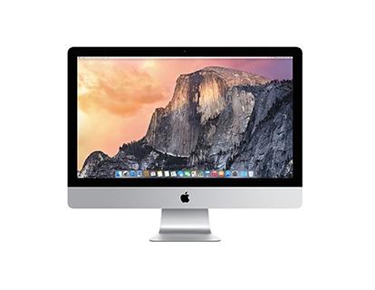 出租Apple iMac 21.5英寸一体电脑 免押金租赁