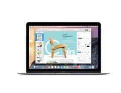 苹果12英寸 MacBook