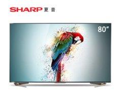 夏普80寸液晶电视