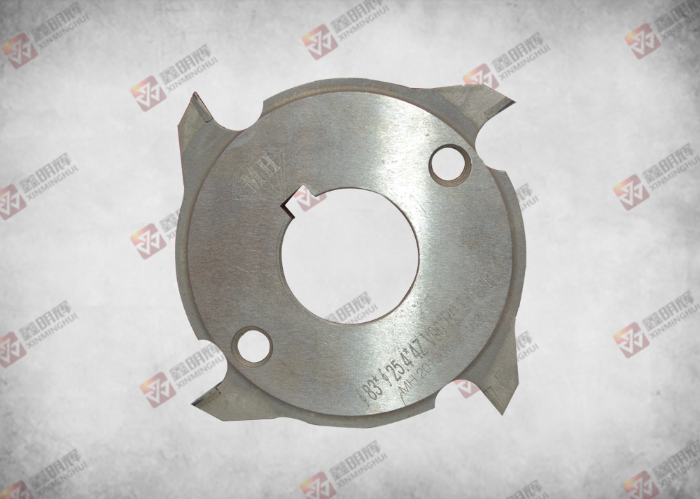 PCD Diamond Tools Edging Cutter ¢83*¢*25.4*4Z*14H V90°R0.2