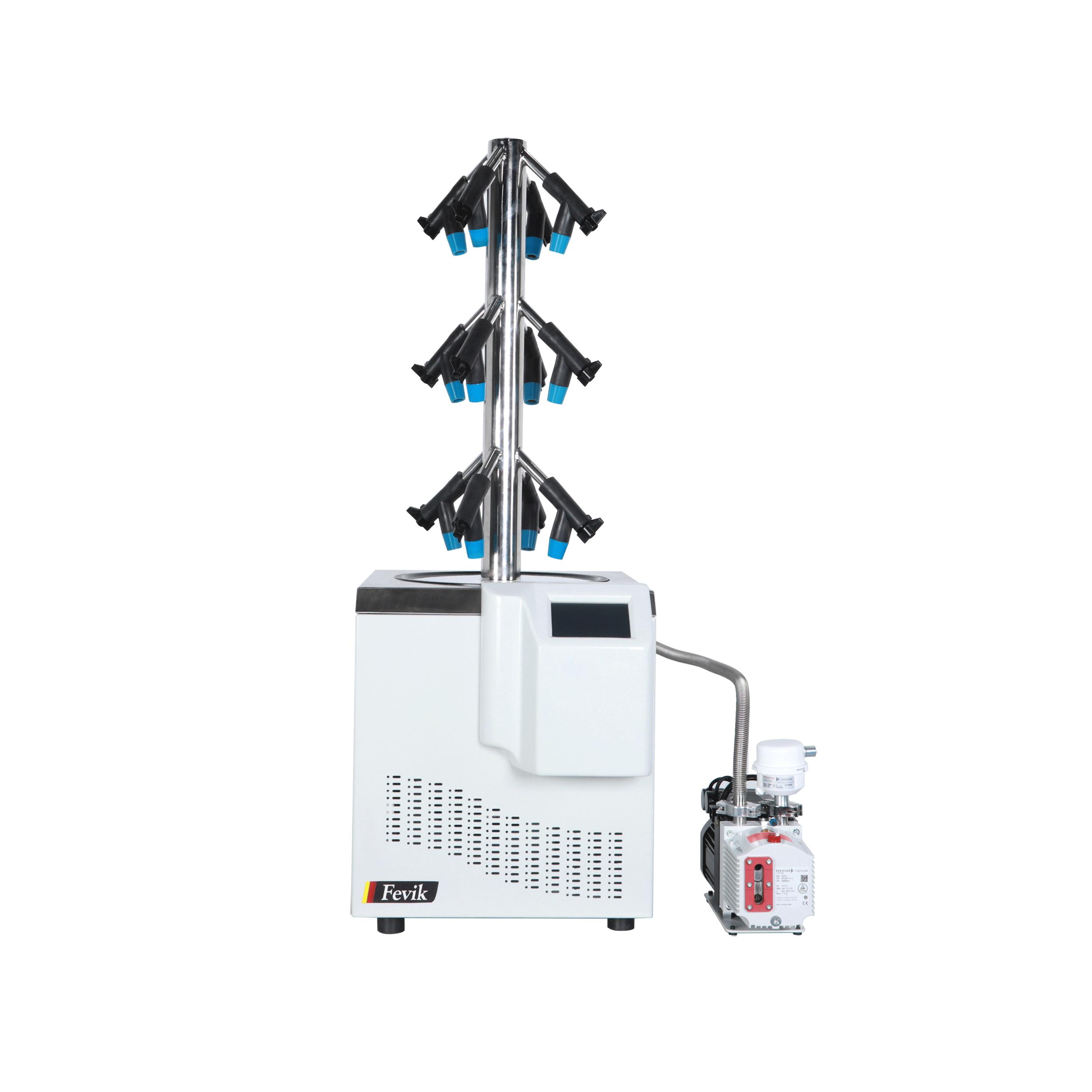 德國Fevik(菲維科) TS6006 / TS8606 實驗室小型凍干機