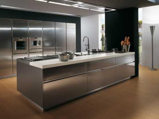 厨房设施实施