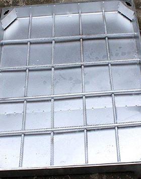 不锈钢隐形井盖1