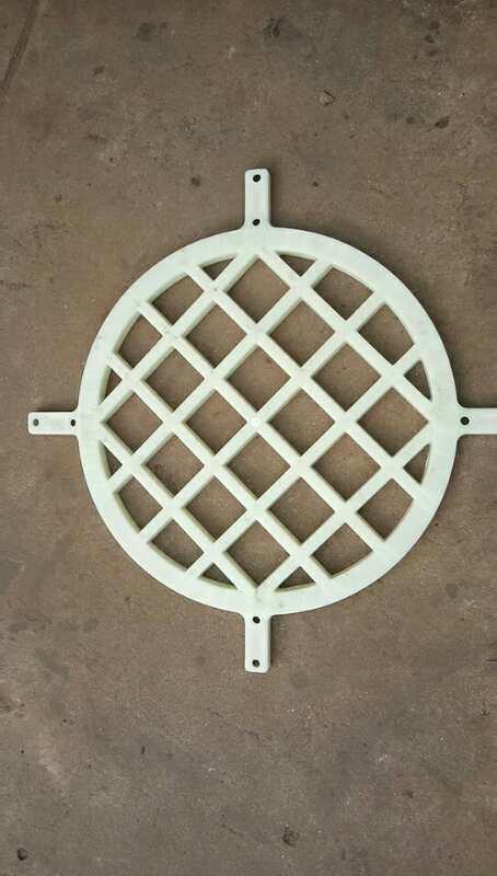 上海排水系列井盖防坠网